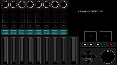 PAN&MIX MCUv1.0